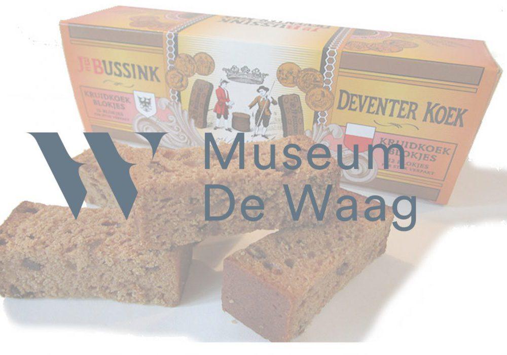 Audiotour over Deventer Koek