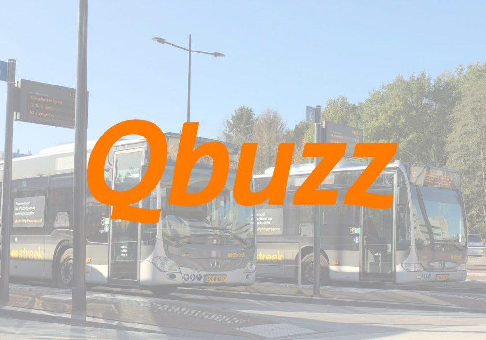 Stem van halte-afroep bij Qbuzz