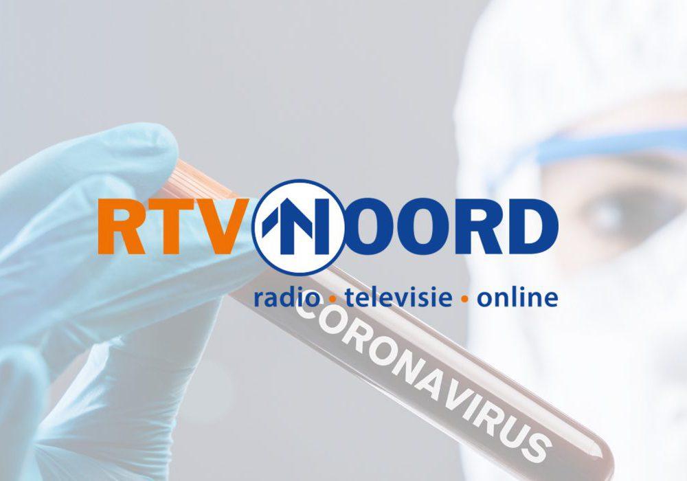 RTV Noord informeert over Corona-virus