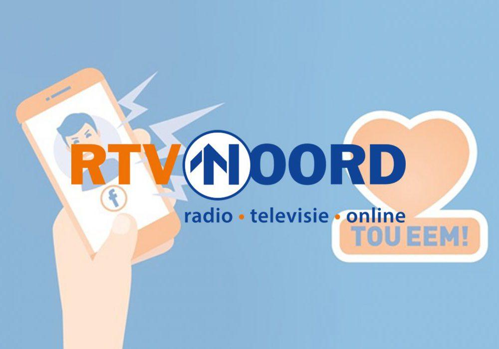 RTV Noord tegen verharding op sociale media