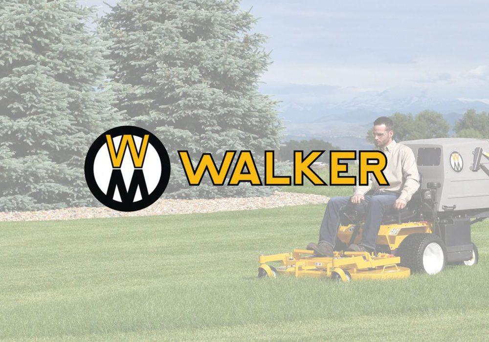 Commercials voor grasmaaiers van Walker